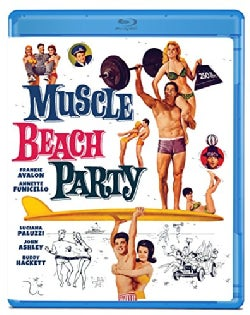 Muscle Beach Party (Blu-ray Disc)