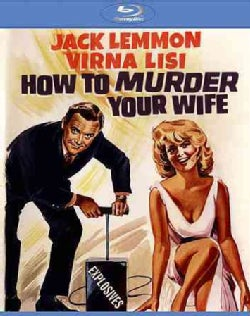 How to Murder Your Wife (Blu-ray Disc)