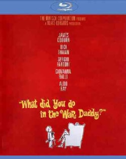 What Did You Do in the War, Daddy? (Blu-ray Disc)