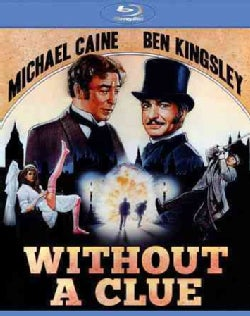 Without a Clue (Blu-ray Disc)
