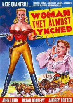 Woman They Almost Lynched (DVD)
