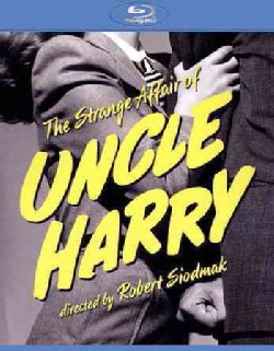The Strange Affair of Uncle Harry (Blu-ray Disc)