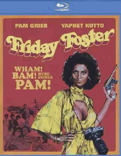 Friday Foster (Blu-ray Disc)
