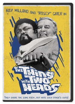 The Thing with Two Heads (DVD)
