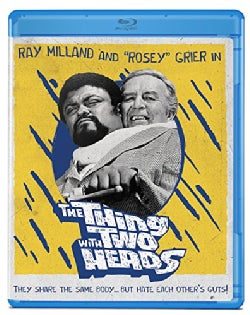 The Thing with Two Heads (Blu-ray Disc)