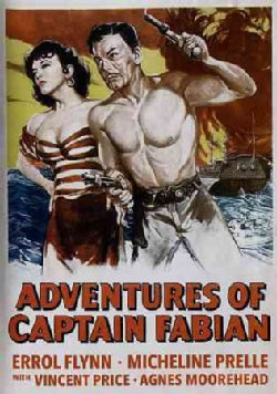 Adventures of Captain Fabian (DVD)