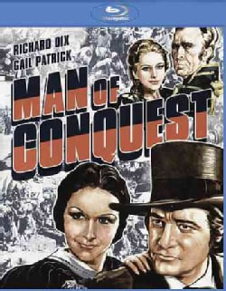 Man of Conquest (Blu-ray Disc)