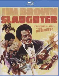 Slaughter (Blu-ray Disc)