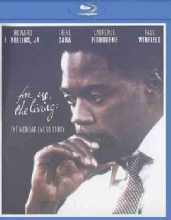 For Us, the Living: The Medgar Evers Story (Blu-ray Disc)