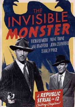 The Invisible Monster (DVD)