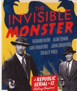 The Invisible Monster (Blu-ray Disc)