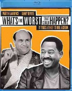 What's the Worst That Could Happen? (Blu-ray Disc)