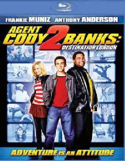 Agent Cody Banks: Destination London (Blu-ray Disc)