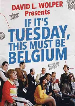 If It's Tuesday, This Must Be Belgium (DVD)