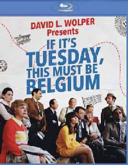 If It's Tuesday, This Must Be Belgium (Blu-ray Disc)