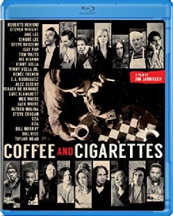 Coffee and Cigarettes (Blu-ray Disc)