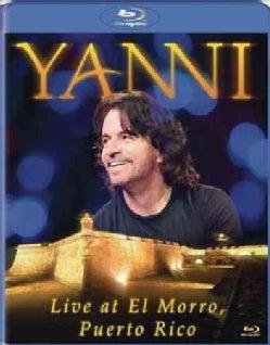 Yanni: Live At El Morro, Puerto Rico (Blu-ray Disc)