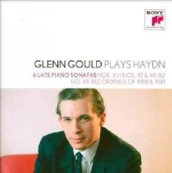 Glenn Gould - Glenn Gould Plays Haydn: 6 Late Piano Sonatas Hob. XVI Nos. 42 & 48-52/No. 49 (Recordings Of 1958 & 1981)