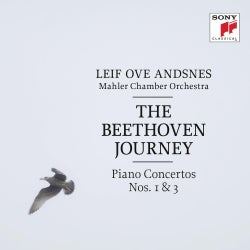 Leif Ove Andsnes - Piano Concertos No.1 & 3 (The Beethoven Journey)