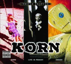 Korn - Triple Feature: Korn (Parental Advisory)