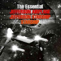 Jefferson Airplane - The Essential Jefferson Airplane/Jefferson Starship/Starship