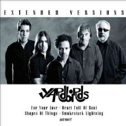 Yardbirds - Extended Versions