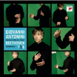 GIOVANNI ANTONINI - BEETHOVEN: SYMPHONIES 7 & 8