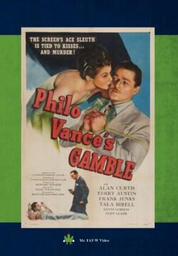 Philo Vance's Gamble (DVD)