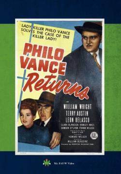 Philo Vance Returns (DVD)