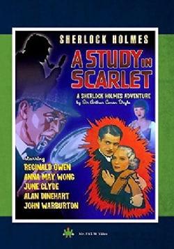 Sherlock Holmes: A Study In Scarlet (DVD)