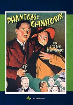 Phantom Of Chinatown (DVD)