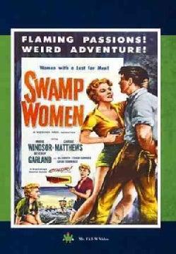 Swamp Women (DVD)