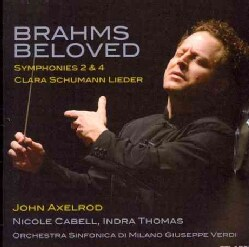 John Axelrod - Brahms Beloved
