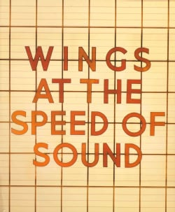 Paul & Wings McCartney - At The Speed Of Sound
