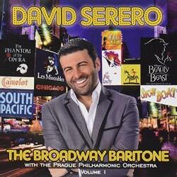 David Serero - The Broadway Baritone: Vol. 1