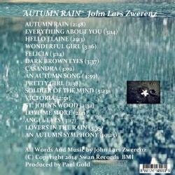 JOHN LARS ZWERENZ - AUTUMN RAIN