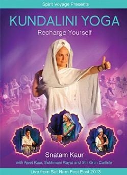 Kundalini Yoga: Recharge Yourself (DVD)