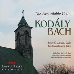 PETER C. DZIALO/TAMILA AZADALIYEVA - KODALY/BACH THE ACCORDABLE CELLO