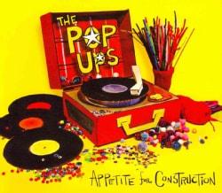 Pop Ups - Appetite for Construction