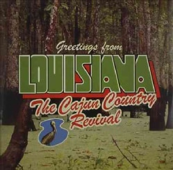 Cajun Country Revival - Greetings from Louisiana
