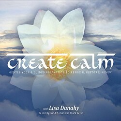 LISA DANAHY - CREATE CALM