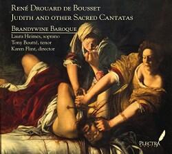 BRANDYWINE BAROQUE - JUDITH & OTHER SACRED CANTATAS