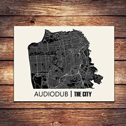 AUDIODUB - THE CITY