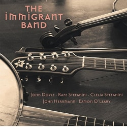 THE IMMIGRANT BAND - THE IMMIGRANT BAND