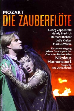 Mozart: Die Zauberflote (DVD)