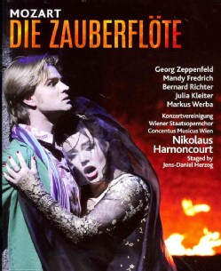 Mozart: Die Zauberflote (Blu-ray Disc)
