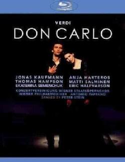 Verdi: Don Carlo (Blu-ray Disc)