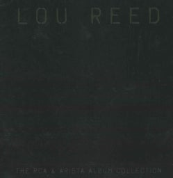 Lou Reed - The RCA & ARISTA Albums Collection