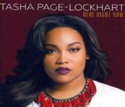 Tasha Page-Lockhart - Here Right Now