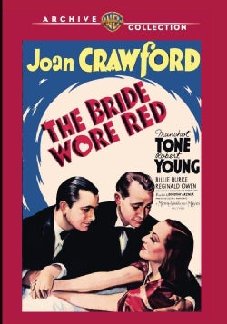 The Bride Wore Red (DVD)